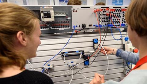 Geslaagde techniekmiddag voor VMBO op Tech Campus Nieuwegein