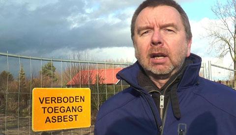 Tuincomplex De Warmoes nog steeds niet toegankelijk na de grote asbestbrand