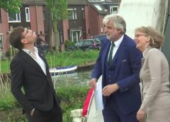 Ondertekening convenant samenwerking Park Oudegein