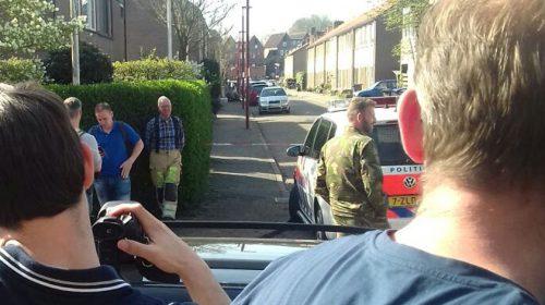 Getuigen gezocht van plaatsen handgranaten in de Margrietstraat (Vreeswijk)