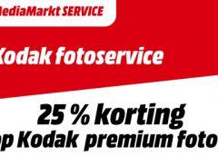 Kodak fotoservice bij MediaMarkt Nieuwegein