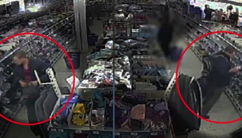 Politie zoekt mensen die de winkeldief herkennen bij Action in Nieuwegein