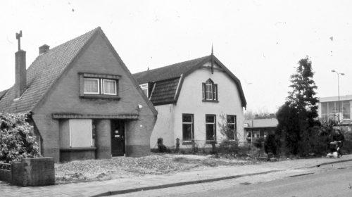 Toen & Nu: 'De witte, boerderijachtige woning aan de Nedereindseweg'