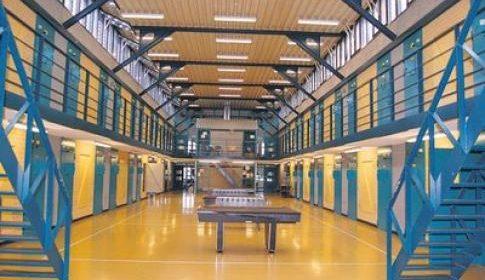 Gevangenis Nieuwegein voorlopig 48 uur in quarantaine