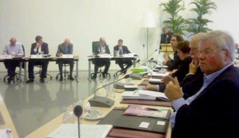 Avond van de Raad donderdag 21 oktober aanstaande