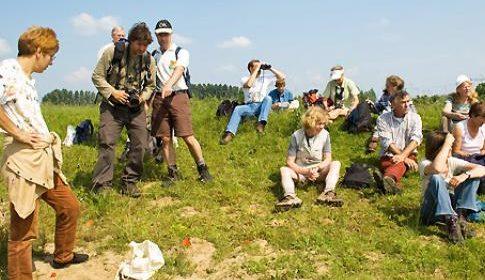 IVN organiseert Natuurgidsencursussen