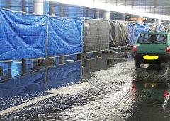 Ervaart u wateroverlast na een zware regenbui? Deel uw ervaringen met de gemeente