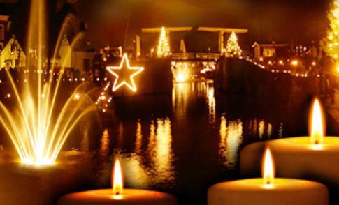Een unieke belevenis: 'Kaarslicht in Vreeswijk'