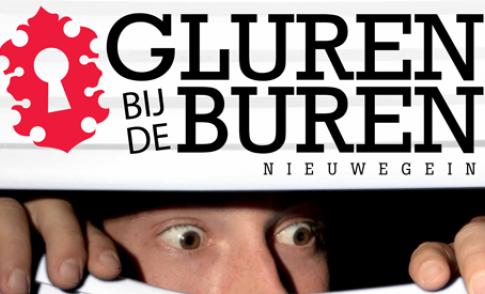Aanmelden 'Gluren bij de Buren' kan nog tot 1 augustus 2021