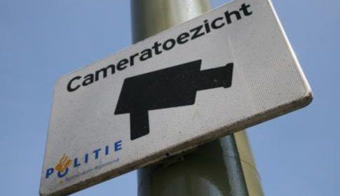 Steeds meer geregistreerde camera's in het straatbeeld van Nieuwegein