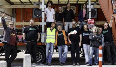 Geinbeat start crowdfunding actie: maak Geinbeat weerbestendig!