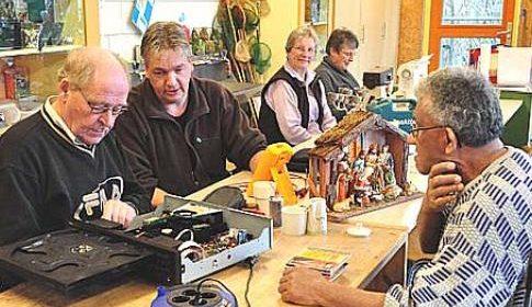 Repair Café Nieuwegein 5 jaar!