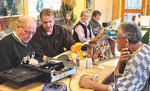 Nieuwegein krijgt tweede Repair Café