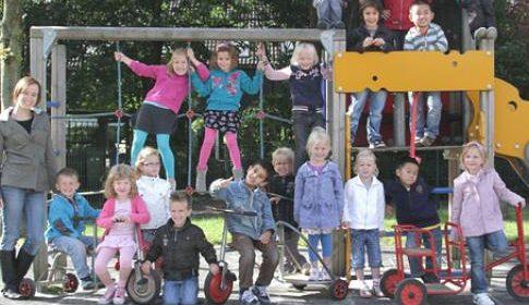 Avondtweedaagse voor kinderen van twee tot en met vijf jaar