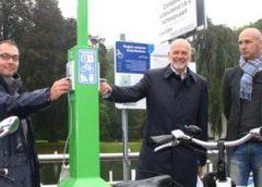 Nieuwegein doet mee aan pilot 'Groen Laden' van Vattenfal en MRA-Elektrisch