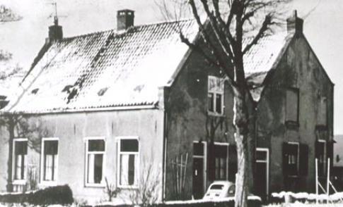 De Oude PEN: 'Het oudste gebouw van Nieuwegein'