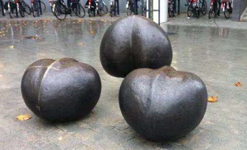 'De drie knoppen'