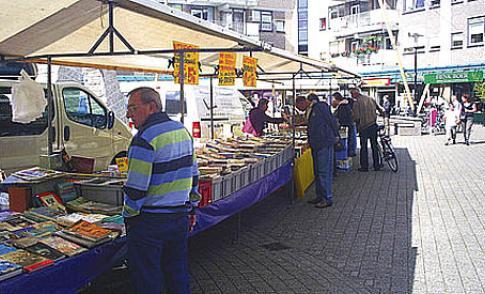 Moederdagactie Markten Nieuwegein