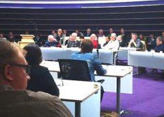 Raadsbijeenkomsten november