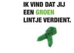 Wie nomineert u voor het Groene Lintje ?