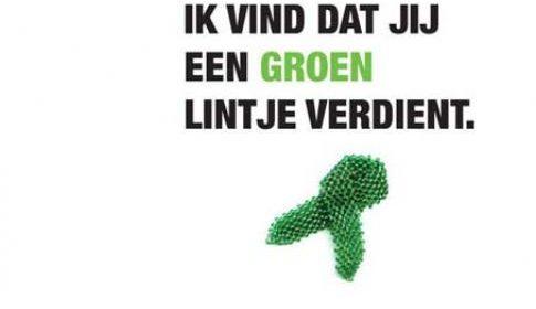 Groene Lintje 2021, dit jaar aan de inwoner met de mooiste boomspiegel