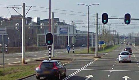 Schoonmaakactie trambaan in Utrecht en Nieuwegein