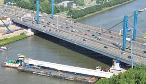 Zeer ernstige verkeershinder Utrecht door werkzaamheden A12 Galecopperbrug