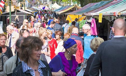 Zaterdag 2 juni de Vreeswijkse Jaarmarkt