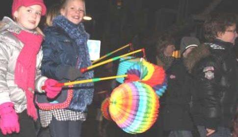 Lampion maken voor 'Kaarslicht in Vreeswijk'