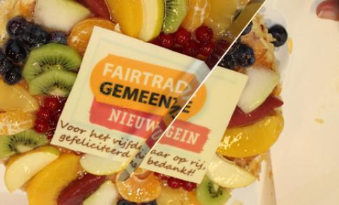 24 oktober start Fairtrade week