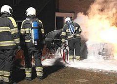 Autobranden in Nieuwegein met maar liefst 175% gestegen