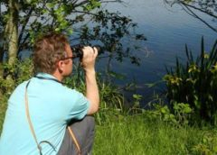IVN excursie wintervogels Willeskop