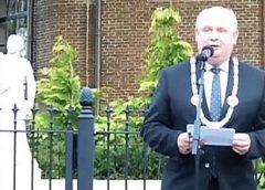 Video: Toespraak burgemeester Frans Backhuijs op 4 mei 2018