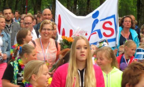 Inschrijven Avond4Daagse en/of Zwemvierdaagse Nieuwegein