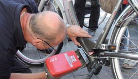 Laat uw fiets graveren op 16 november en voorkom heling
