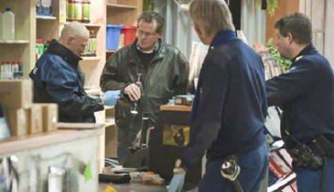 Politie valt pand binnen op de Ravenswade na melding inbraak