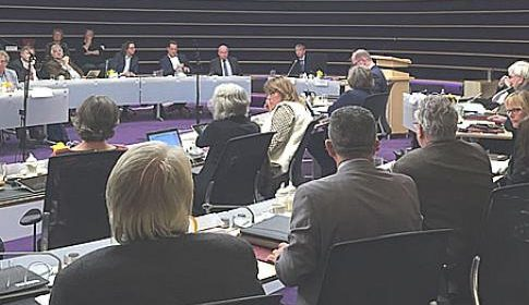 Nieuwe gemeenteraad van Nieuwegein op 29 maart geïnstalleerd