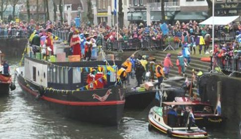 Column Willeke Stadtman: 'Sinterklaas'