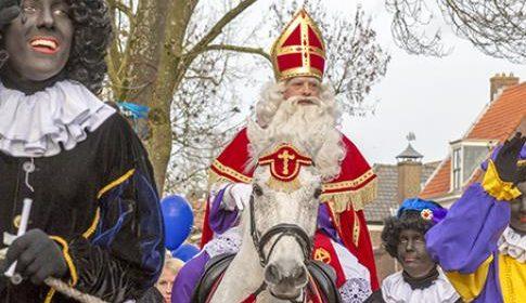 Intocht van Sinterklaas in Vreeswijk