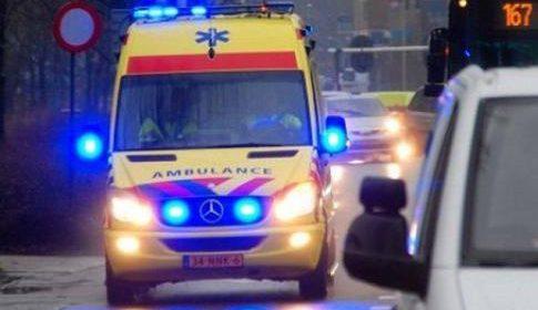 Wielrenner gewond bij val op drukke Lekdijk