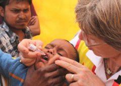 Nieuwegeinse arts Albertine Perre naar India voor vaccinatie tegen polio