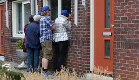 Programma 'Gluren bij de Buren Nieuwegein' bekend