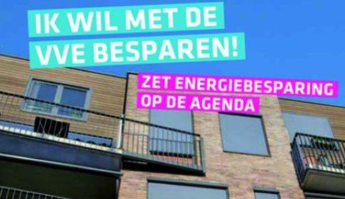 NMU en de gemeente organiseren een webinar voor VvE's over verduurzamen