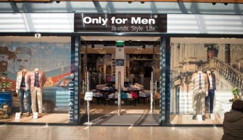 Only for Men opent livestream store vanuit de winkel in Nieuwegein