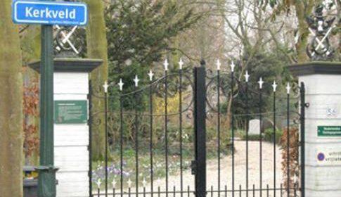 Lezing en rondleiding begraafplaats Kerkveld