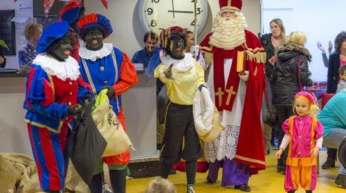 Aankomende zaterdag Sinterklaasintocht op Cityplaza