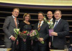 Seizoensopening VVD Nieuwegein met bezoek aan de Brandweerkazerne