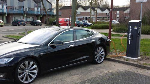 Hoe zit het met elektrisch rijden in Nieuwegein