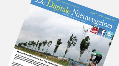 Word vriend van De Digitale Stad Nieuwegein