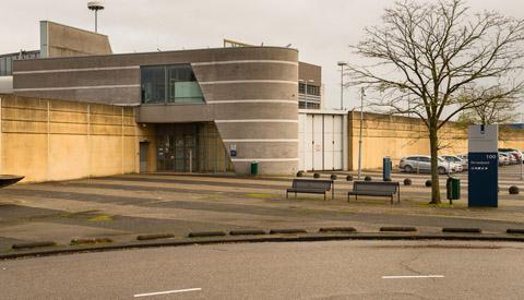 Man die bewaarders molesteerde in PI Nieuwegein is tbs'er die wachtte op opname in kliniek